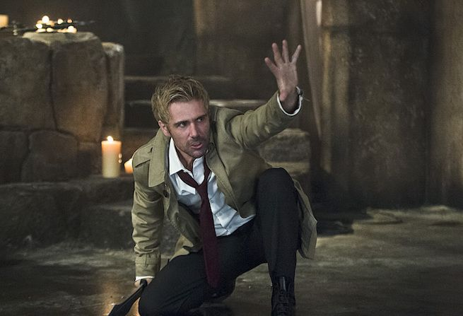 Constantine's Matt Ryan Has A Message For Fans Ahead of This Week's Arrow   Comicbook.com