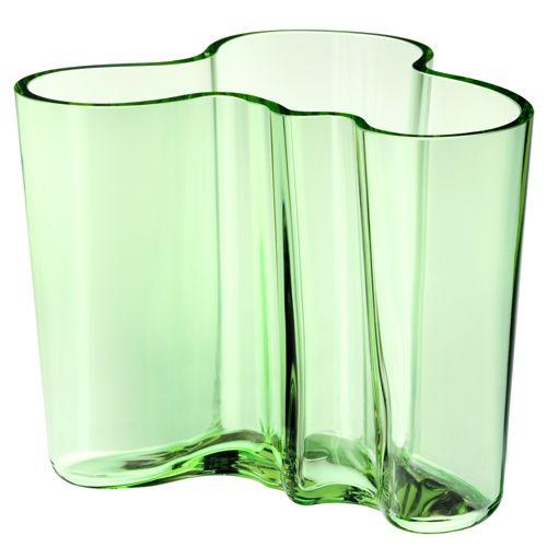 """iittala Aalto Apple Green Vase - 6-1/4""""  $145.00"""