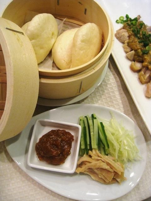 お手軽!中華蒸しパン。: chocoの笑顔になれるおうちごはん