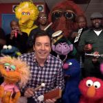Watch Jimmy Fallon, The Roots And The Sesame Street Gang Sing The 'Sesame Street' Theme