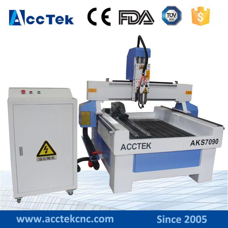Ideal AKS Jinan Acctek D engraving cheap stone cnc engrave machine stone cnc engrave machine price