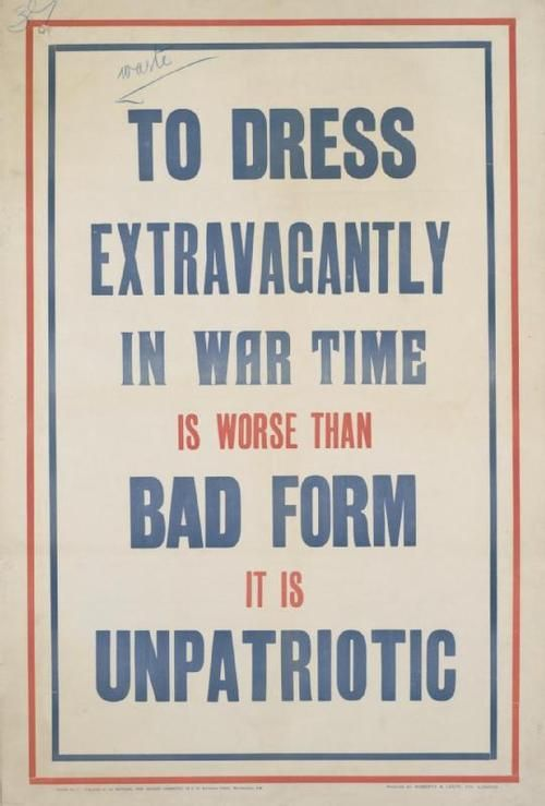 ~ National War Savings Committee Poster No. 7, Great Britain, 1916via Imperial War Museums