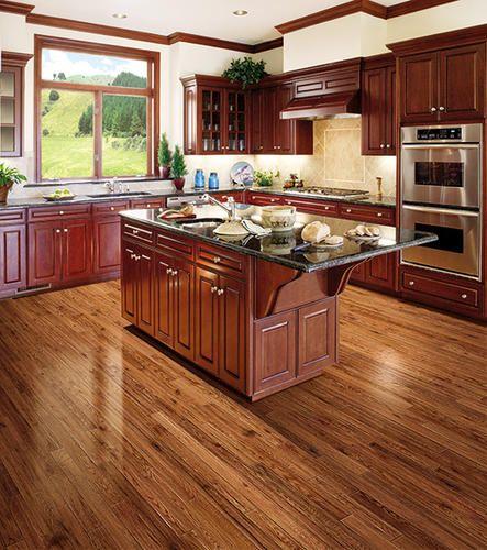 Prefinished Hand Sculpted Oak Solid Hardwood Flooring 3/4