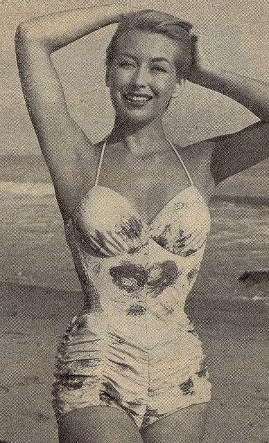 Swimper / Vintage swimsuit inspiration...