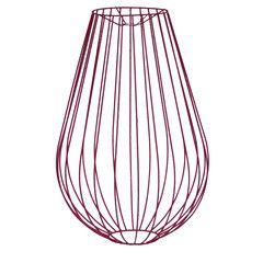 Wire Teardrop Shade