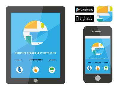 App design by Trevor Boland