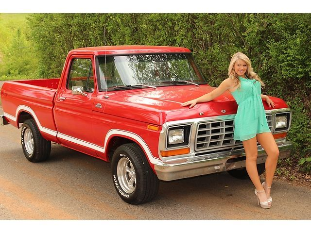 17 Best Images About 1979 Ford Pickup On Pinterest Best