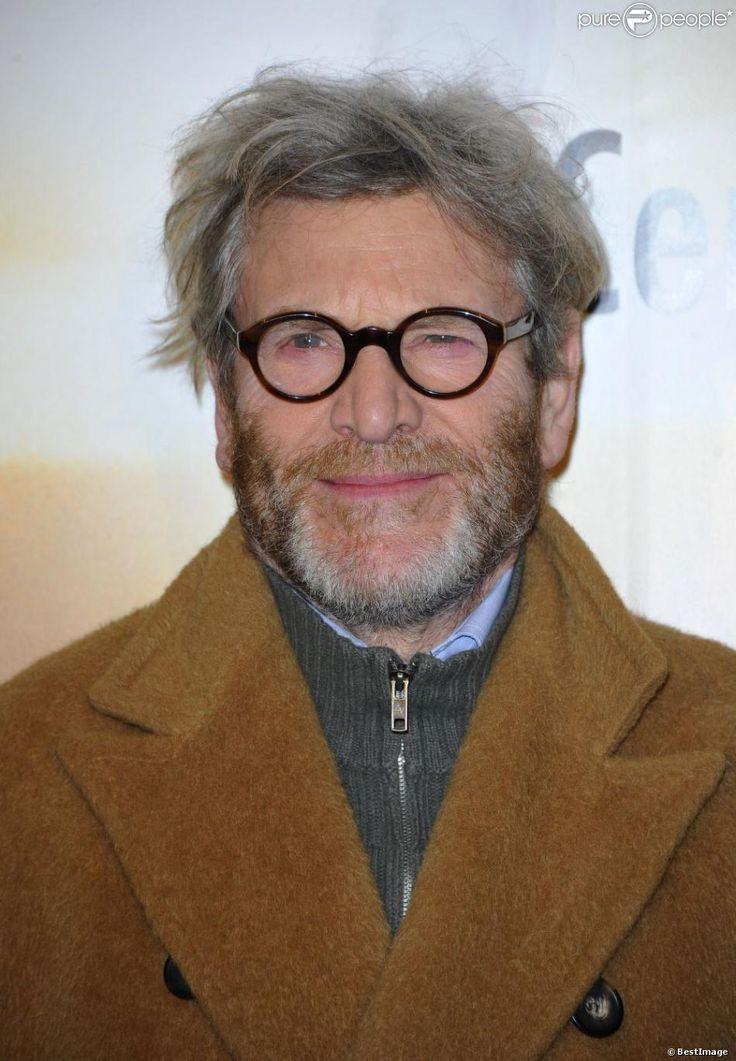 """Tchéky Karyo lors de l'avant-première du Film """"Jappeloup"""" au Grand Rex à Paris le 26 février 2013"""