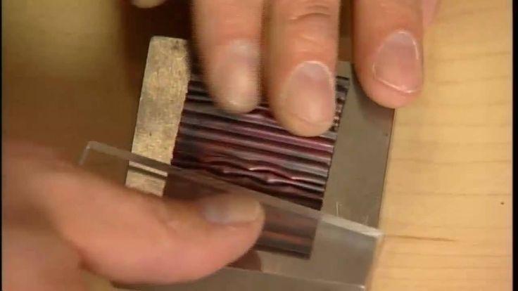 Metal Work with the Microfold Brake - Attrezzo per corrugare le lastre di metallo