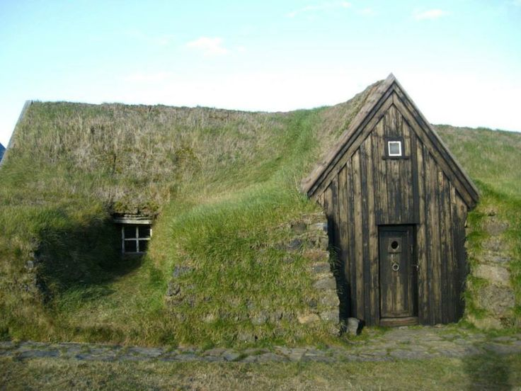 Best Turf Houses Iceland