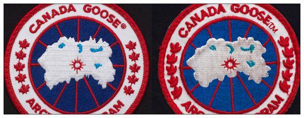 canada goose jacket emblem