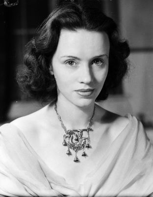 """Jessica Tandy (you may remember her from """"Driving Miss Daisy."""")"""