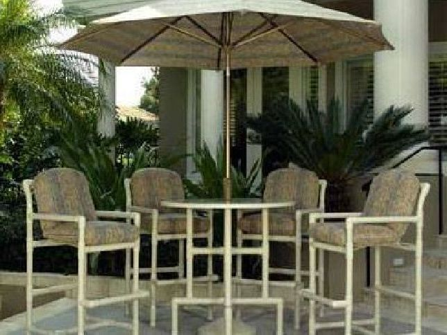 how to clean pvc patio furniture