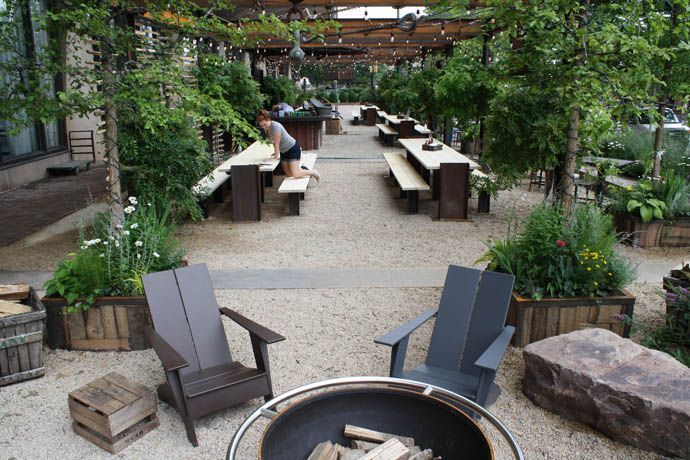 Check Out What s On Tap for Independence Beer Garden s Debut