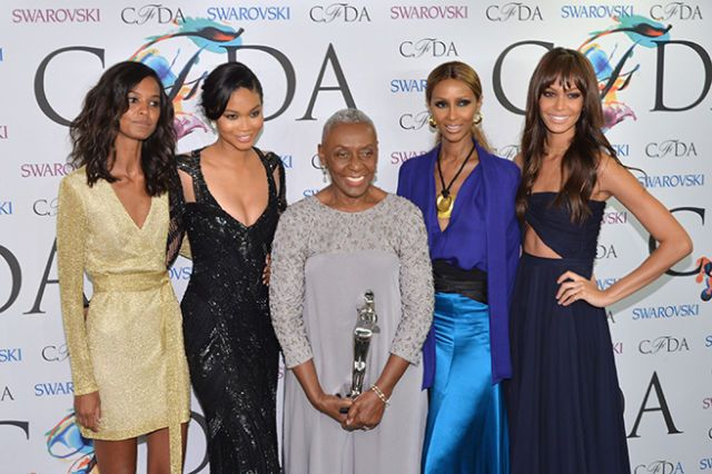 Bethann Hardison: Why Fashion Needs the Black Girls Coalition Again  - ELLE.com