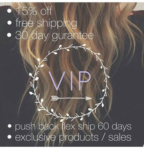Become a VIP customer and enjoy 15% off + FREE shipping + FREE gift on qualifying flexships + Exclusive Sales! Quality hair care products to restore shine, vibrancy, health, and promote growth #HairGrowth #HairCare #Monat
