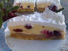 Ovo je stvarno jedna od najboljih voćnih torti koje sam probala. Kada sam videla recept pitala sam se kakav je… more →