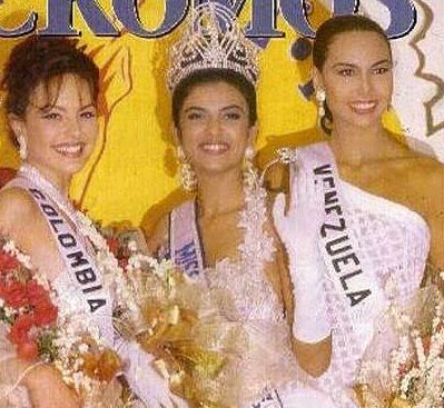 thecrowncompetitors: miss universe 1994