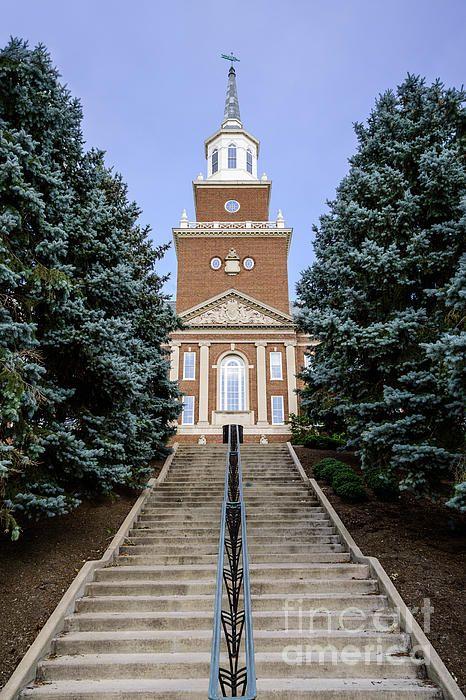 McMicken Hall, University of Cincinnati, Ohio