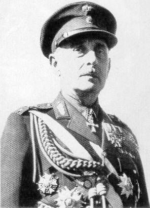 Field Marshal Alexandros Papagos of Greece; led Greek Army in the war with Italy…