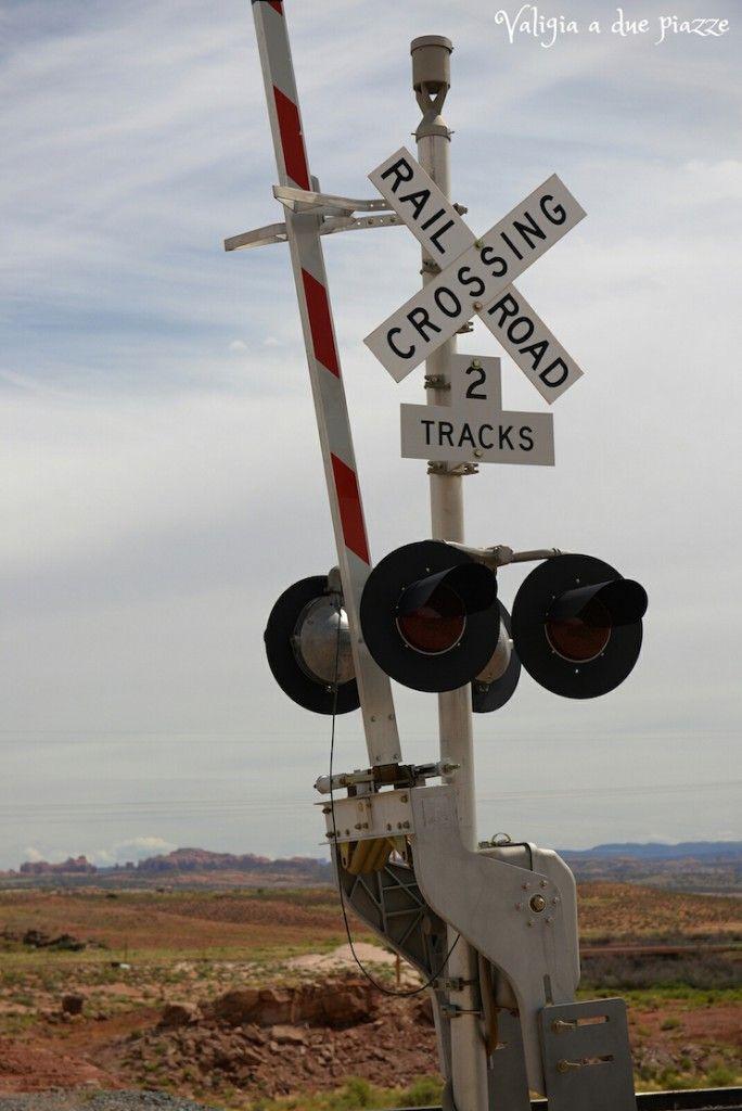 Railroad Crossing | Moab, Utah