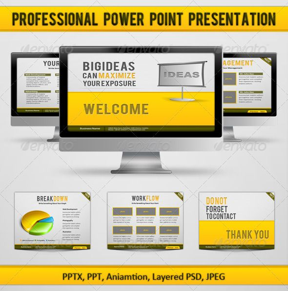 113 best jlayouts images on Pinterest User interface, Apps and - professional power point template