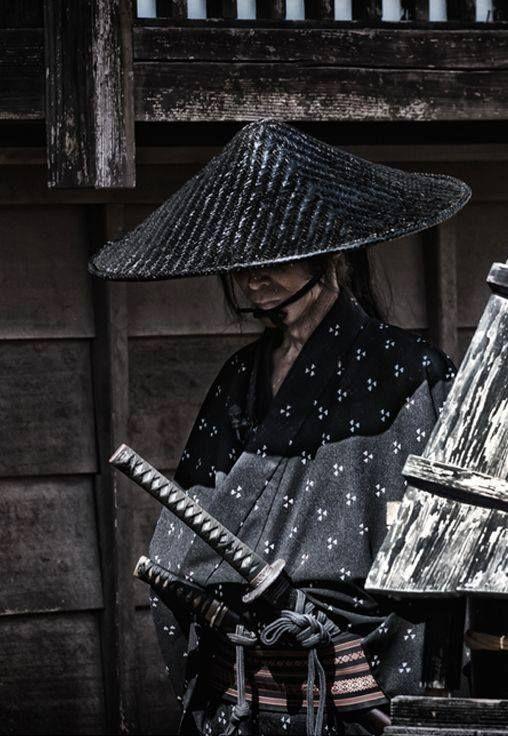 Samurai, Japans National treasure.
