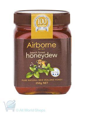 Beech Forest Honey Airborne Health - 250g | Shop New Zealand NZ$13.90
