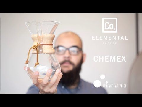 How to Brew Chemex Coffee - YouTube