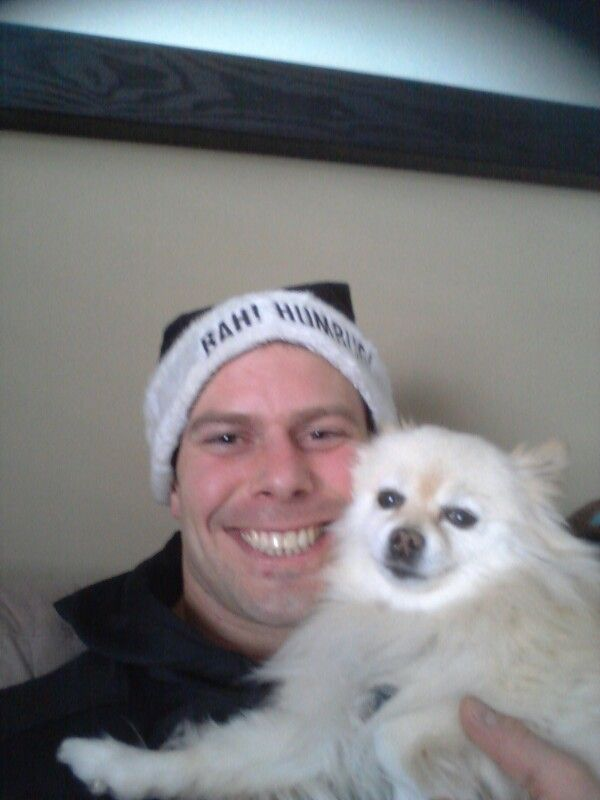 Cubby and me