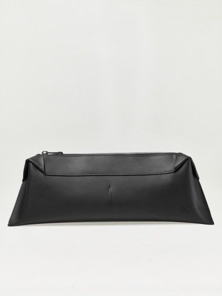 Leather Statement Clutch - STINGRAY by VIDA VIDA ZY9L52n4lZ
