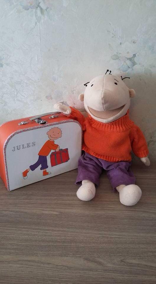 Jules logeerkoffer