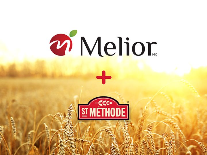 Did you know St-Methode bakery is Melior certified? We respect our commitment to reducing sodium & using integral wheat flour in our breads.