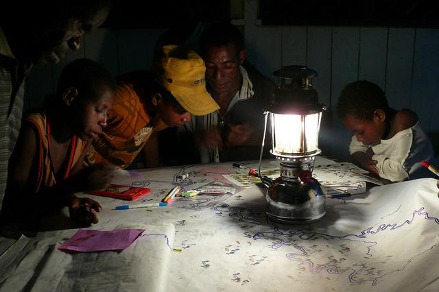 CIFOR in Papua via Flickr.