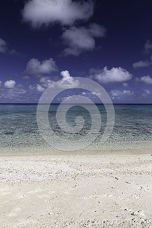 Scuba diving paradise of rangiroa, thanks to tiputa and avatoru pass, the best travel destination for scuba divers. blue and transparent water, sharks, dolphins, mantas, barracuda. white and pink sand beach