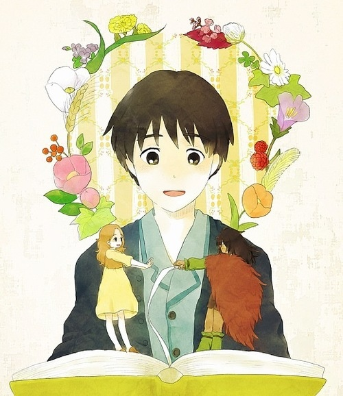 Anime Word: 1000+ Images About Secret World Of Arrietty On Pinterest