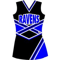 Image detail for -One Tree Hill Season Two Cheerleading Outfit