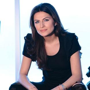 Alexandra Nechita (Romanian born American, 1985)