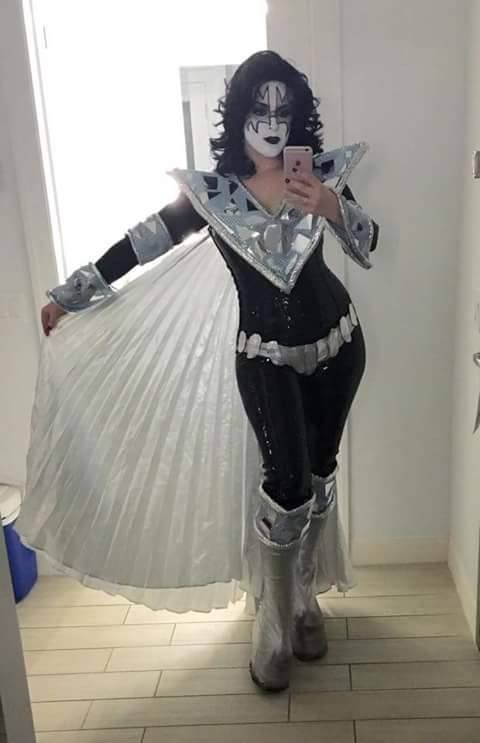 34 best Handmade Ace Freeley Costume images on Pinterest ...
