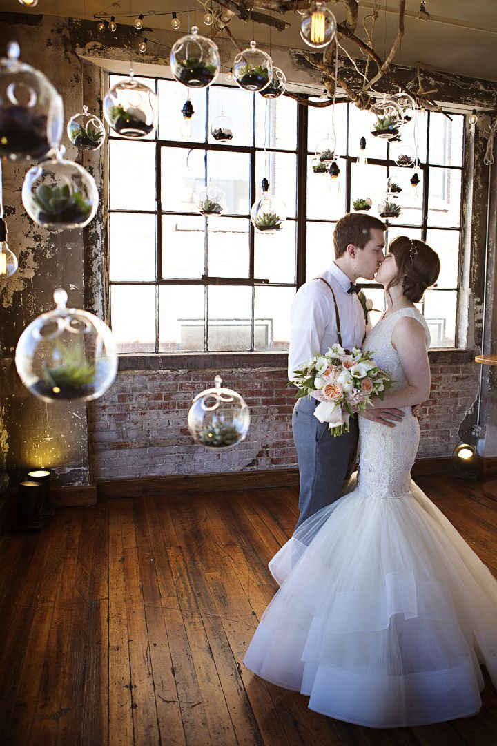 KC Wedding Photography // The Bauer, Kansas City, MO // Photo by epagaFOTO.