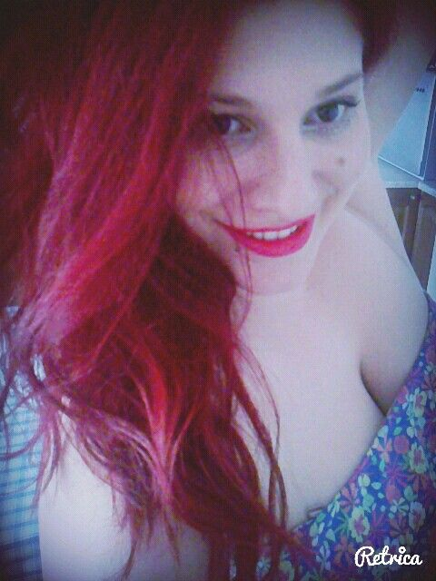 Red hair!my favourite color!!! 77/44 by koleston