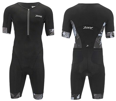 Zoot Ultra Tri Aero Skinsuit – £125 Sleeved tri-suits are becoming more and more…