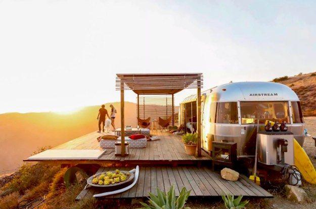 17 Lugares exóticos de Airbnb en los que nunca imaginaste que podías quedarte