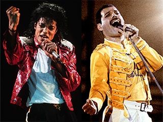 Music for my soul : Freddie Mercury feat. Michael Jackson - There Must Be More To Life Than This.