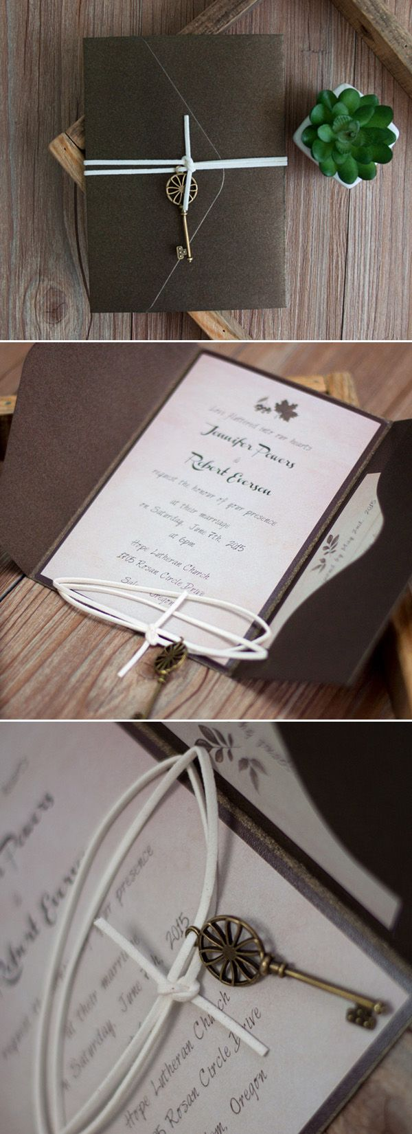 elegant wedding invites coupon codes%0A maple leaves inspired vintage fall pocket wedding invitations