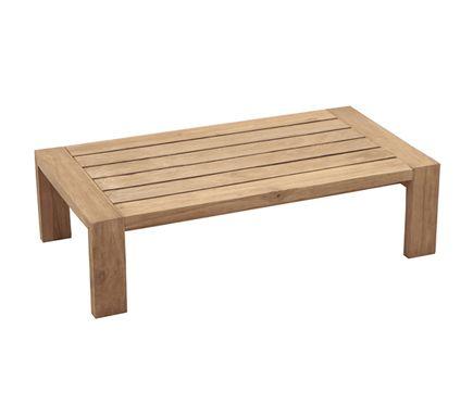 M s de 25 ideas incre bles sobre muebles de exterior de - Muebles madera teca ...