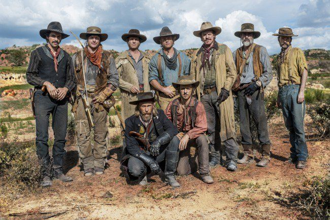 'Texas Rising' Premiering on History Channel Memorial Day