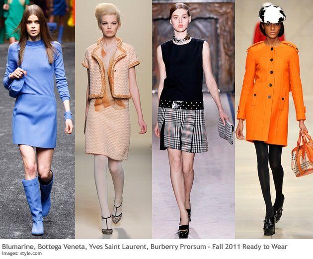 30+ 60's Fashion Style Inspiration