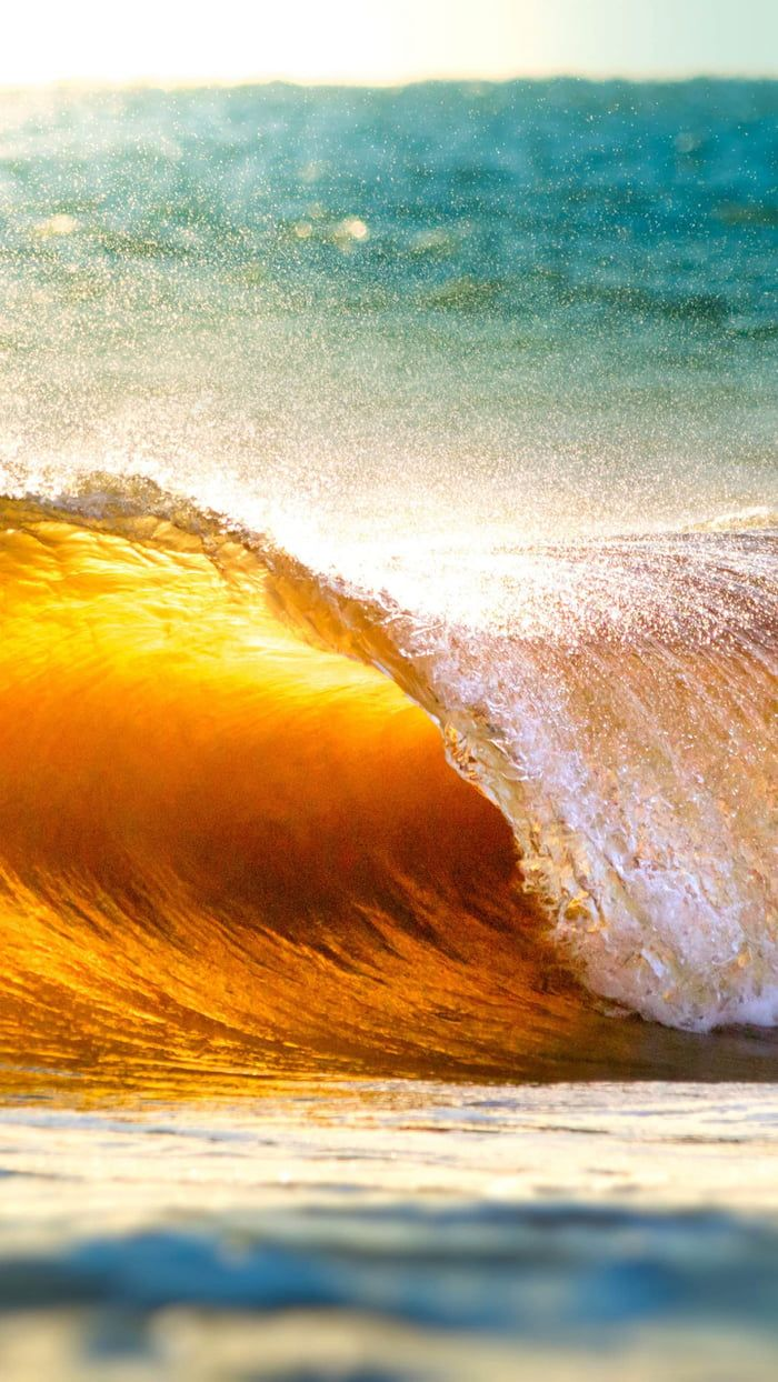 This Photo Relaxes You Waves Ocean Waves Sea Waves