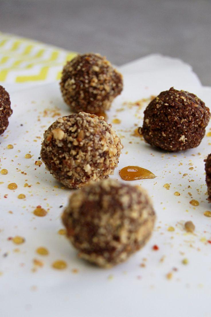 Low fodmap recipe Ferrero Rocher by SheCantEatWhat.com